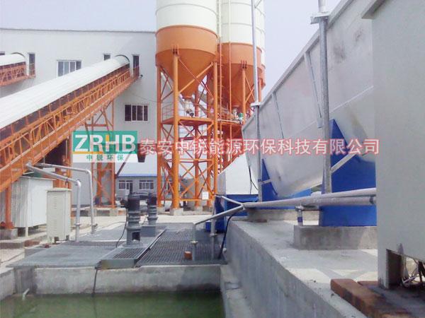 泥浆回收系统