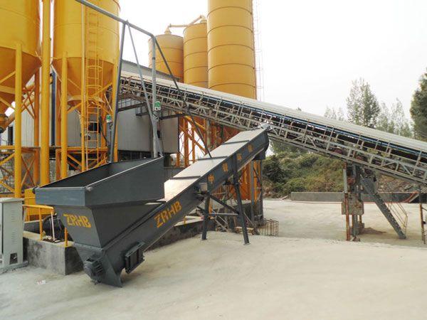 搅拌站安装泥浆回收系统的重要性