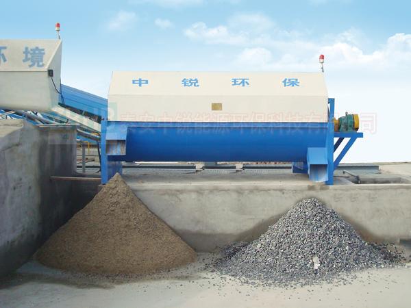 沙石分离系统