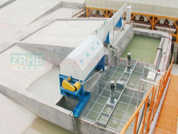 浆水回收搅拌系统