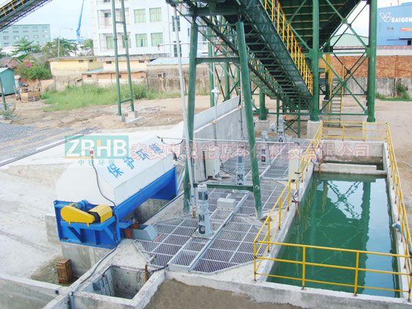 第四代浆水回收装置